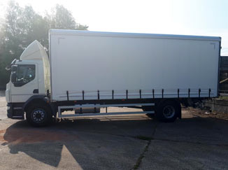 18t Curtainside