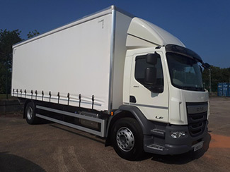 26t Curtainside
