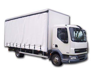 7.5t Curtainside