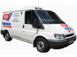 Fridge Van