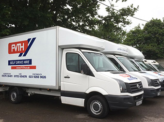 Fvth Self Drive For Vans Cars Specialist Contract Hire